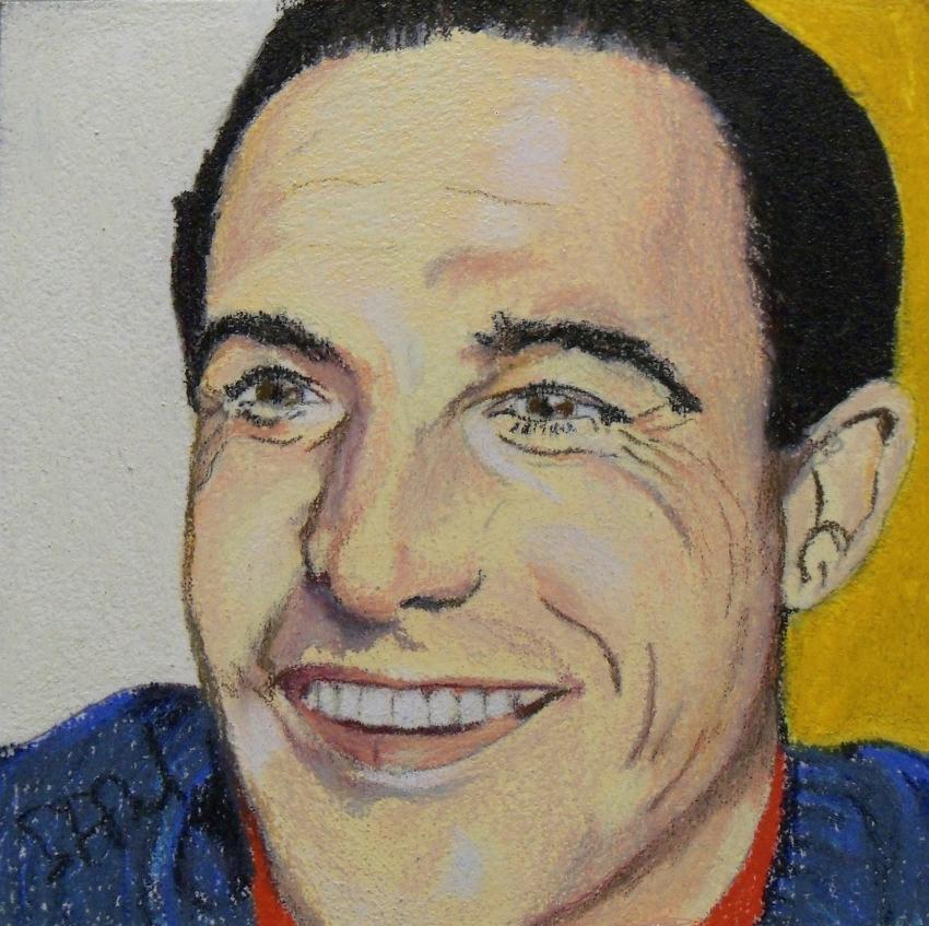 Gene Kelly by steveteets